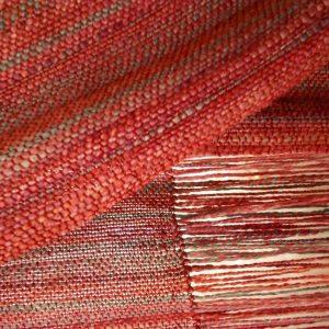Seidenshawl rot türkis (1)